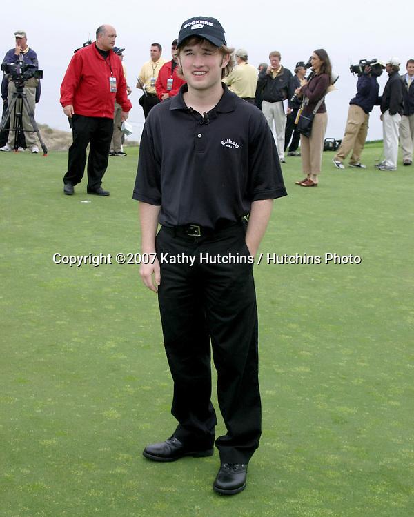 Haley Joel Osment .9th Annual Michael Douglas & Friends Celebrity Golf EventTrump National Golf Club.Rancho Palos Verdes, California USA.April 29, 2007 .©2007 Kathy Hutchins / Hutchins Photo....