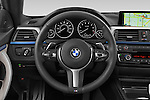 Car pictures of steering wheel view of a 2017 BMW 4-Series 440i-Gran-Coupe 5 Door Hatchback Steering Wheel