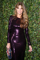 Jemima Khan arriving for the 2018 Charles Finch &amp; CHANEL Pre-Bafta party, Mark's Club Mayfair, London, UK. <br /> 17 February  2018<br /> Picture: Steve Vas/Featureflash/SilverHub 0208 004 5359 sales@silverhubmedia.com
