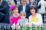 Enjoying  Ladies Day at the Listowel Harvest Racing Festival on Friday were l-r  Eilish Lyons, Sinead Lyons and Marie McCarthy all from Listowel.
