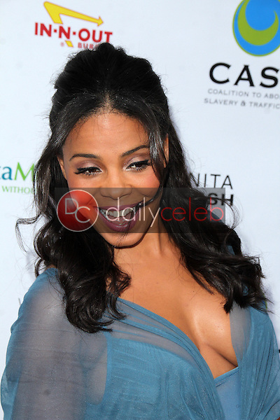 Sanaa Lathan<br /> at the 17th From Slavery to Freedom Gala, Skirball Center, Los Angeles, CA 05-21-15<br /> Dave Edwards/DailyCeleb.com 818-249-4998