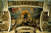 Russia,St Petersburg,St. Isaac Cathedral,Iconostasis