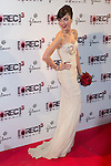 """Madrid premiere of the movie """"Rec 3. Genesis. The Wedding of the year."""" With the presence of the director Paco Plaza, and the actors Leticia Dolera and Diego Martin. In the image Leticia Dolera (Alterphotos/ Marta Gonzalez)"""