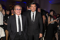 Orlando &amp; Vincent Niclo : &quot; The Best &quot; 40th Edition &agrave; l'h&ocirc;tel George V.<br /> France, Paris, 27 janvier 2017.<br /> ' The Best ' 40th Edition at the George V hotel in Pais.<br /> France, Paris, 27 January 2017