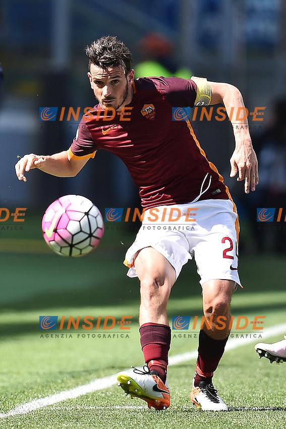 Alessandro Florenzi Roma <br /> Roma 25-04-2016 Stadio Olimpico Football Calcio Serie A 2015/2016 AS Roma - Napoli Foto Andrea Staccioli / Insidefoto