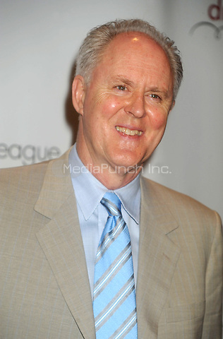 John Lithgow attends the 75th Annual Drama League Awards at the Marriot Marquis in New York City. May 15, 2009 Credit: Dennis Van Tine/MediaPunch