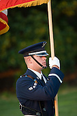 United States Air Force Honor Guard outside the Capitol building, Washington D.C., home of the United States Congress.