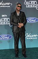 17 November 2019 - Las Vegas, NV - Jerimih. 2019 Soul Train Awards Red Carpet Arrivals at Orleans Arena. Photo Credit: MJT/AdMedia