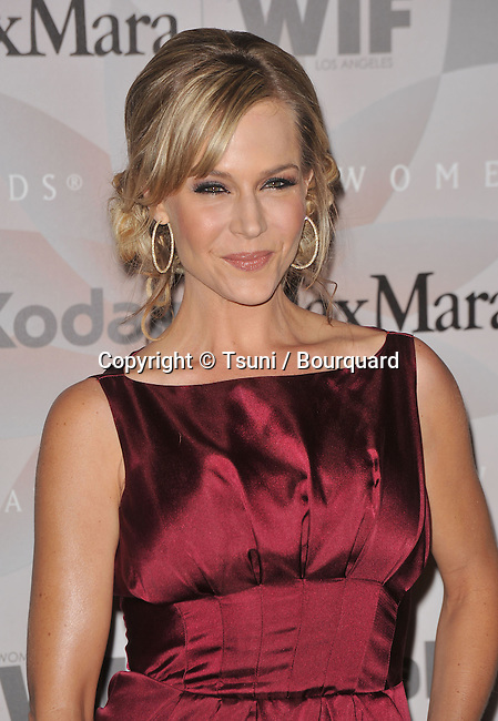 21_ Julie Benz _21   -<br /> Women In Film - 2010 Crystal - Lucy Awards at the Hyatt Regency Century Plaza Hotel In Los Angeles.