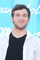 Phillip Phillips at Fox's 'American Idol 2012' Finale Results Show at Nokia Theatre L.A. Live on May 23, 2012 in Los Angeles, California. © mpi27/MediaPunch Inc.