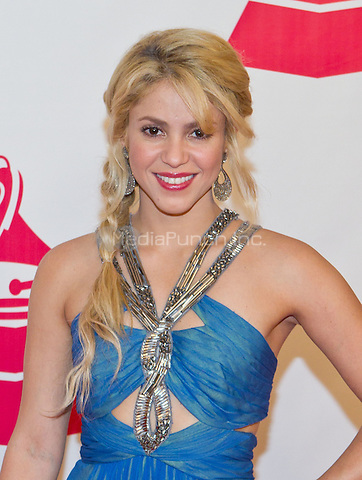 Shakira pictured as Shakira is honored as The Latin Grammy Person of The Year at Mandalay Bay in Las Vegas, NV on November 9, 2011. Erik Kabik / MediaPunch.