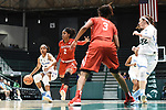 Tulane women's basketball falls to Houston, 98-92, in overtime.