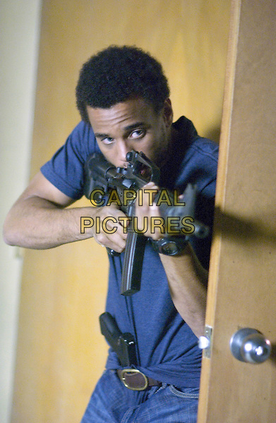 MICHAEL EALY.in Sleeper Cell: American Terror  .**Editorial Use Only**.CAP/FB.Supplied by Capital Pictures