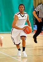 April 10, 2011 - Hampton, VA. USA;  Donte Pretlow participates in the 2011 Elite Youth Basketball League at the Boo Williams Sports Complex. Photo/Andrew Shurtleff