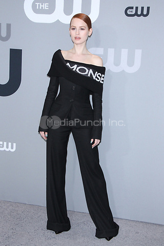 NEW YORK, NY May 17, 2018: Madelaine Petsch at the  CW Upfront 2018 at the London Hotel in New York. May 17, 2018 Credit: RW/MediaPunch