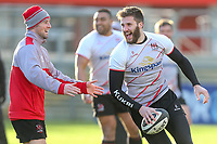 311217 - Ulster Rugby Captains Run