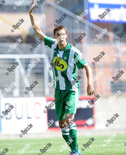 2012-08-14 / Voetbal / seizoen 2012-2013 / Racing Mechelen / Sven Vandeput..Foto: Mpics.be