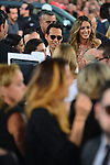 CORAL GABLES, FL - APRIL 30: Marc Anthony and Shannon De Lima arrives at 2015 Billboard Latin Music Awards presented by State Farm on Telemundo at Bank United Center on April 30, 2015 in Coral Gables, Florida. ( Photo by Johnny Louis / jlnphotography.com )