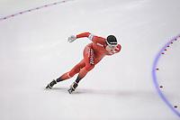 SCHAATSEN: CALGARY: Olympic Oval, 08-11-2013, Essent ISU World Cup, 1500m, Sverre Lunde Pedersen (NOR), ©foto Martin de Jong