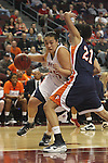 LAS VEGAS, NV - MARCH 7:  Tifa Puletasi during Pepperdine's 62-56 win over the St. Mary's Gaels in the 2010 Zappos West Coast Conference Women's Basketball Championships on March 7, 2010 at Orleans Arena in Las Vegas Nevada.