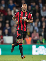 Callum Wilson of AFC Bournemouth during the Premier League match between Bournemouth and Manchester United at the Goldsands Stadium, Bournemouth, England on 18 April 2018. Photo by Andy Rowland.