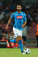 Raul Albiol Napoli<br /> Napoli 16-08-2017 Stadio San Paolo <br /> Napoli - Nice <br /> Uefa Champions League 2017/2018 Play Off <br /> Foto Cesare Purini Insidefoto