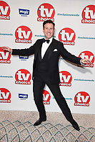 LONDON, UK. September 10, 2018: Anton Du Beke at the TV Choice Awards 2018 at the Dorchester Hotel, London.<br /> Picture: Steve Vas/Featureflash
