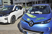 - Milano, primo raduno internazionale dei veicoli elettrici &quot;E_mob2018 &egrave;  tempo di ricarica!&quot;<br />
