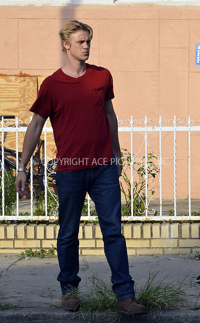 WWW.ACEPIXS.COM . . . . .  ....July 12 2012, New York City....Actor Boyd Holbrook on the Brighton Beach set of the new movie 'Very Good Girls' on July 12 2012 in New York City....Please byline: CURTIS MEANS - ACE PICTURES.... *** ***..Ace Pictures, Inc:  ..Philip Vaughan (212) 243-8787 or (646) 769 0430..e-mail: info@acepixs.com..web: http://www.acepixs.com