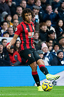 Bournemouth's Nathan Ake during match against Tottenham Hotspur<br /> <br /> Photographer Stephanie Meek/CameraSport<br /> <br /> The Premier League - Tottenham Hotspur v Bournemouth - Saturday 30th November 2019 - Tottenham Hotspur Stadium - London<br /> <br /> World Copyright © 2019 CameraSport. All rights reserved. 43 Linden Ave. Countesthorpe. Leicester. England. LE8 5PG - Tel: +44 (0) 116 277 4147 - admin@camerasport.com - www.camerasport.com