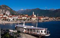 Italien, Piemont, Baveno am Lago Maggiore