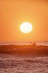 Surf kayaking, La Push, Olympic National Park, Olympic Peninsula, Washington State, Pacific Northwest, USA, Pacific Ocean