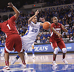 UK Hoops 2012: Alabama