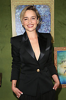 HOLLYWOOD, CA - OCTOBER 4: Emilia Clarke, at the HBO Films' &quot;My Dinner With Herve&quot; Premiere at Paramount Studios in Hollywood, California on October 4, 2018    <br /> CAP/MPI/FS<br /> &copy;FS/MPI/Capital Pictures