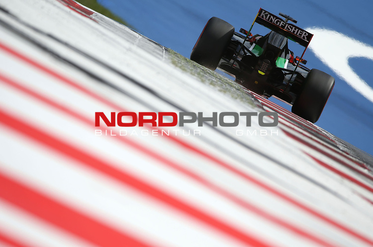 Nico Huelkenberg (GER), Force India Formula One Team<br /> for the complete Middle East, Austria &amp; Germany Media usage only!<br />  Foto &copy; nph / Mathis