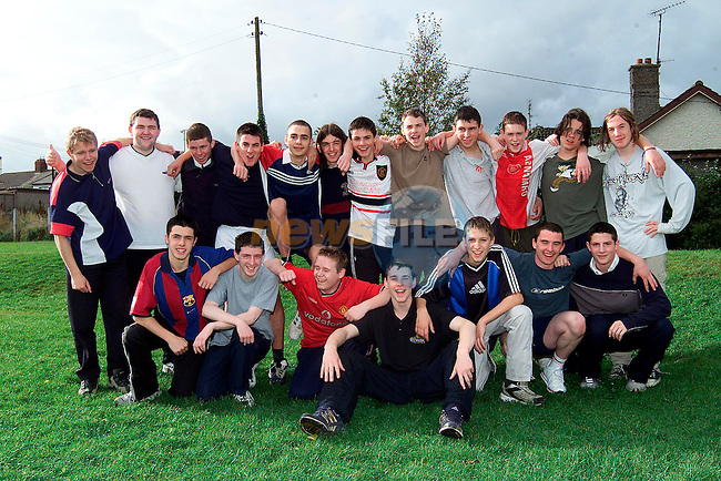 St. Mary's Transition Year..Picture: Paul Mohan/Newsfile