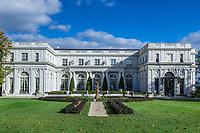 Rosecliff Mansion Museum, 1902, Newport Rhode Island, USA.