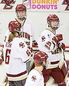 The East Coast Jumbos defeated the Boston College All-Stars 10-8 on Monday, March 7, 2011, at Conte Forum in Chestnut Hill, Massachusetts.
