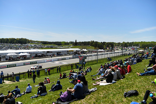 Pirelli World Challenge<br /> Victoria Day SpeedFest Weekend<br /> Canadian Tire Motorsport Park, Mosport, ON CAN Saturday 20 May 2017<br /> Ryan Eversley/ Tom Dyer<br /> World Copyright: Richard Dole/LAT Images<br /> ref: Digital Image RD_CTMP_PWC17114