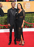 Barkhad Abdi attends The 20th SAG Awards held at The Shrine Auditorium in Los Angeles, California on January 18,2014                                                                               © 2014 Hollywood Press Agency