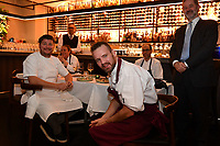 MELBOURNE, 30 June 2017 – Dinner celebrating Philippe Mouchel's 25 years in Australia with six chefs who worked with him in the past at Philippe Restaurant in Melbourne, Australia.