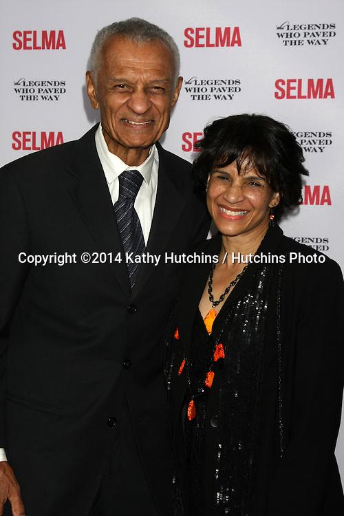 "SANTA BARBARA - DEC 6:  C. T. Vivian, daughter at the ""Selma"" & Legends Who Paved the Way Gala at the Bacara Resort & Spa on December 6, 2014 in Goleta, CA"