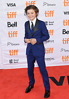 09 September 2017 - Toronto, Ontario Canada - Noah Jupe. 2017 Toronto International Film Festival - &quot;Suburbicon&quot; Premiere held at Princess of Wales Theatre.<br /> CAP/ADM/BPC<br /> &copy;BPC/ADM/Capital Pictures