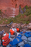 River Rafting the Colorado River in the Grand Canyon
