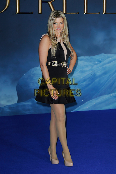 LONDON, ENGLAND - MARCH 19: Anna Williamson attending the 'Cinderella' UK Premiere at Odeon Cinema, Leicester Square on March 19, 2015 in London, England<br /> CAP/MAR<br /> &copy; Martin Harris/Capital Pictures