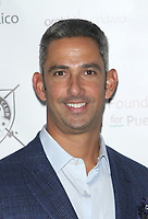 NEW YORK, NY - NOVEMBER 12: Jorge Posada pictured at Prayers For Puerto Rico Celebrity Fundraiser supporting The Foundation For Puerto Rico Hosted by Orchid Worldwide and VaynerMedia at The Hunt & Fish Club in New York City on November 12, 2017. Credit: Diego Corredor/MediaPunch /NortePhoto.com