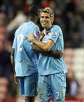 Sunderland v West Ham Utd 23-Nov-2008