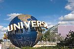 Shopping, World Globe, Universal City Walk, Orlando, Florida