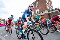 Picture by Allan McKenzie SWpix.com - 03/05/2018 - Cycling - 2018 Tour de Yorkshire - Stage 1: Beverley to Doncaster - The race rolls out from Beverley, Andy Tennant.