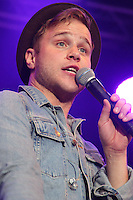 Luton - Olly Murs performs at Love Luton Festival Day Two at Popes Meadow, Luton, Bedfordshire - July 7th 2012..Photo by Jill Mayhew.